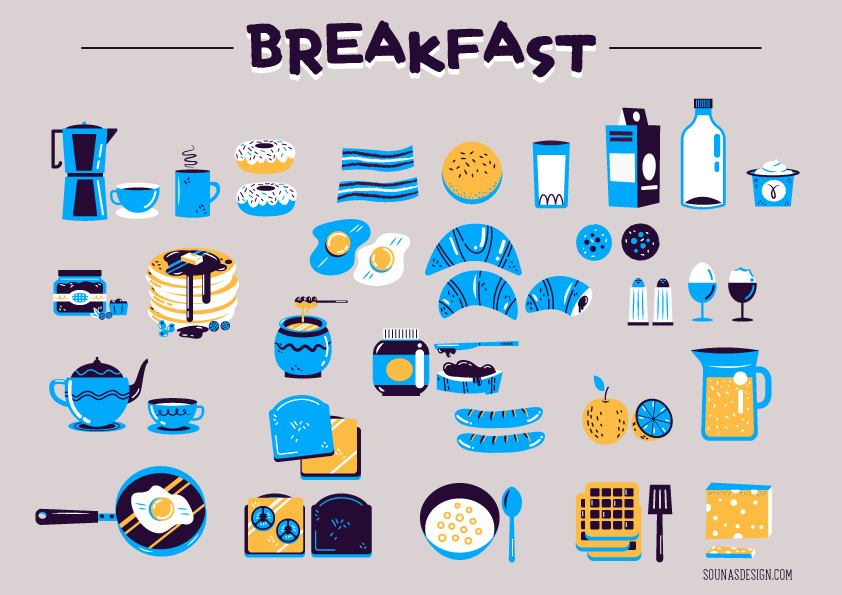 BreakfastFoods03_sounas