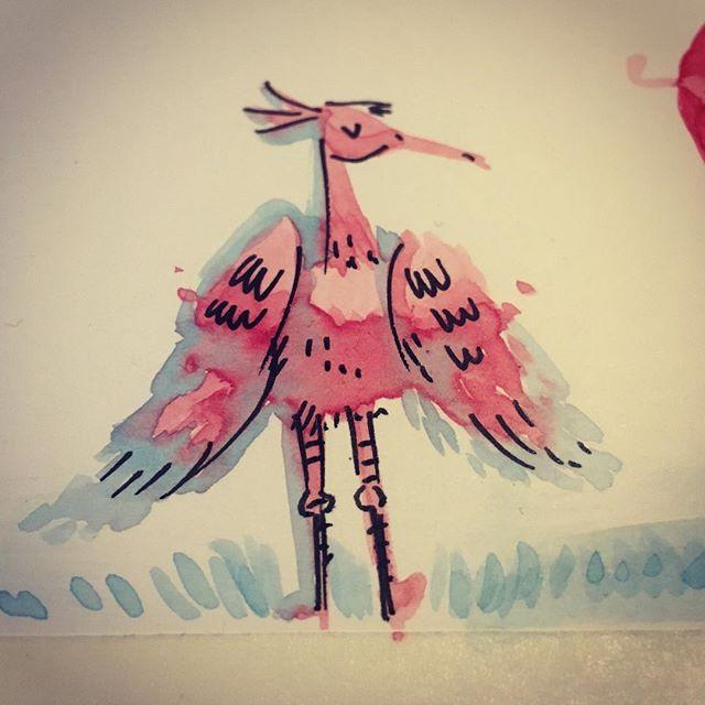 :::Watecolour test - Δοκιμές με υδατοχρώματα::: #pen #ink #watercolor #doodle #ακουαρέλα
