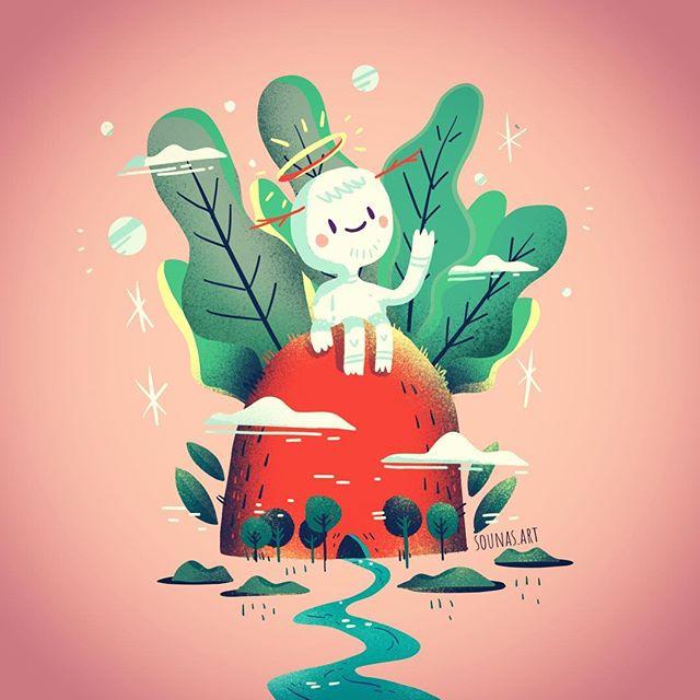:::ipad art made with Tayasui Sketches:::- - - -#tayasuisketches #ipadart #illustration #illustragram #ipadartwork #εικονογράφηση #σχέδιο #illustratorsofinstagram #illustrationdaily #illustration_best #characterdesign