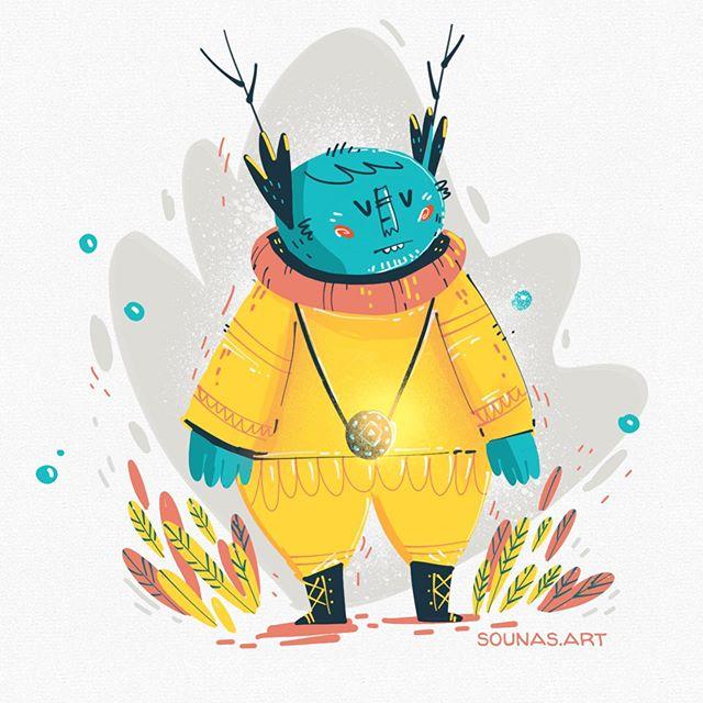 #made_in_sketches #tayasuisketches #ipadart #illustration#children_illustration #character_design #doodles #timelapse