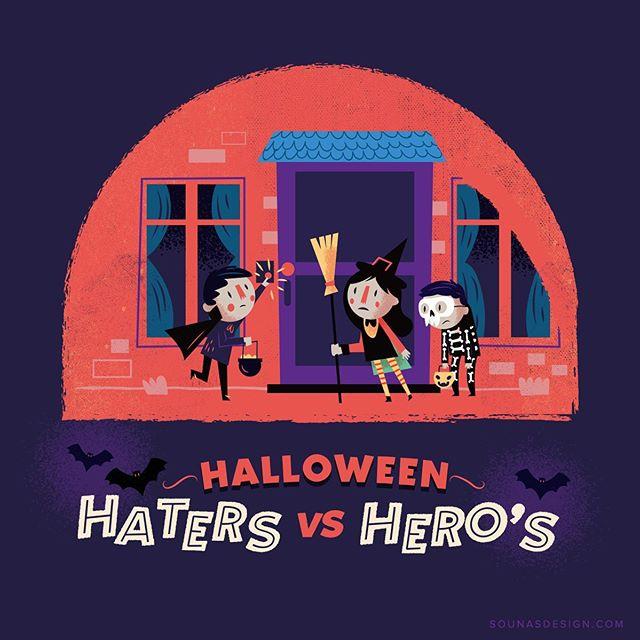 #halloween #spooky #vector #adobeillustrator #vectorart #vector #trickortreat