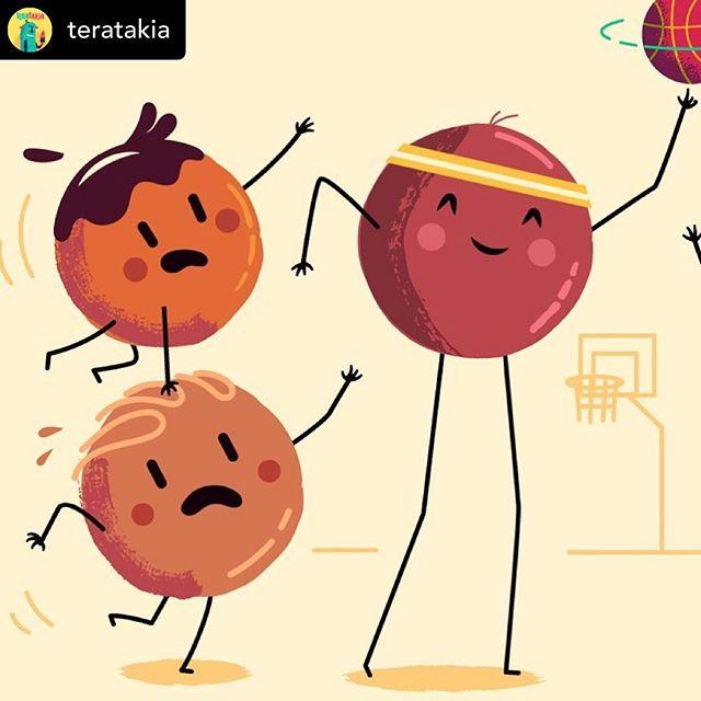"@teratakia ""Give it back!"" #illustration #vector #sounasart #characterdesign #chocolate"